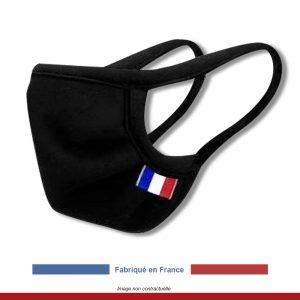 masque-barrière-polypropylène-noir-100-lavages-fabrication-française