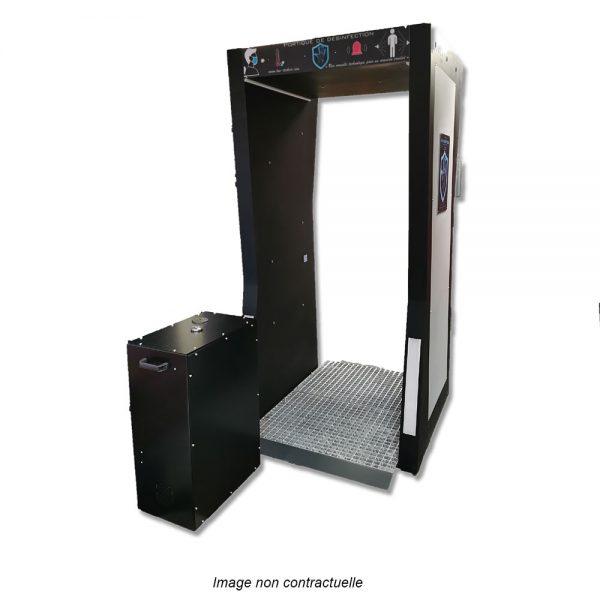 PORTIQUE-DDP-130-prise-température-désinfection-sans-contact
