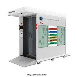 cabine-de-désinfection-mesure-température