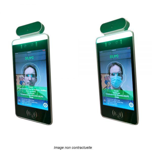 totem-prise-temperature-detection-masque-ecran