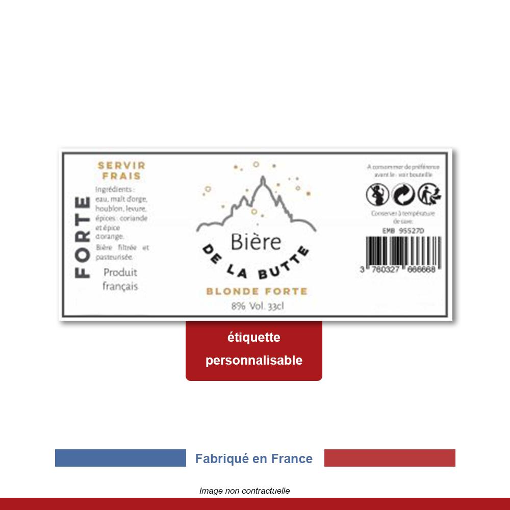 biere-de-la-butte-blonde-forte-33-étiquette