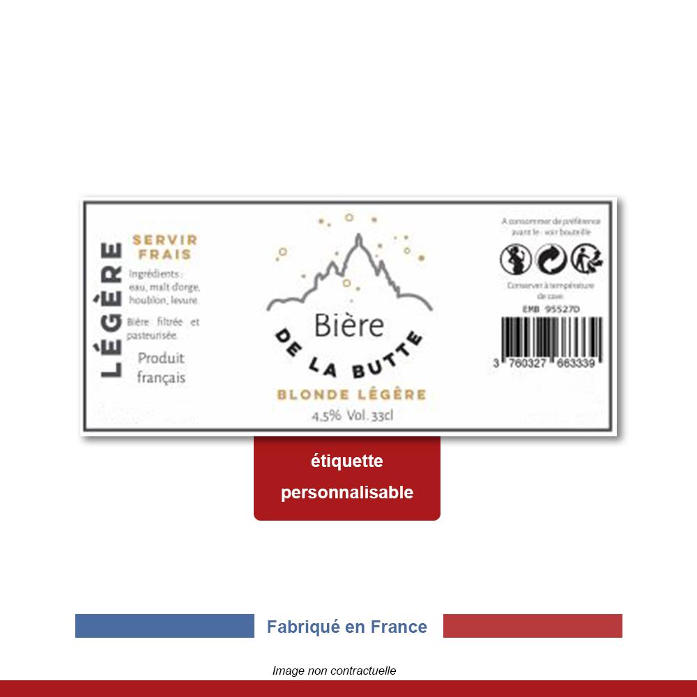 biere-de-la-butte-blonde-legere-33-étiquette