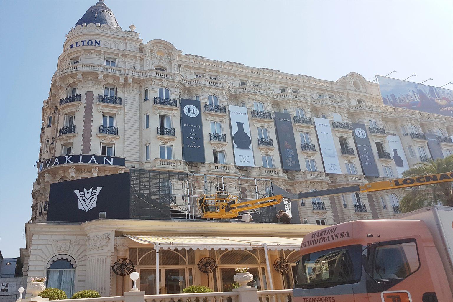 Hôtel Carlton - Festival de Cannes