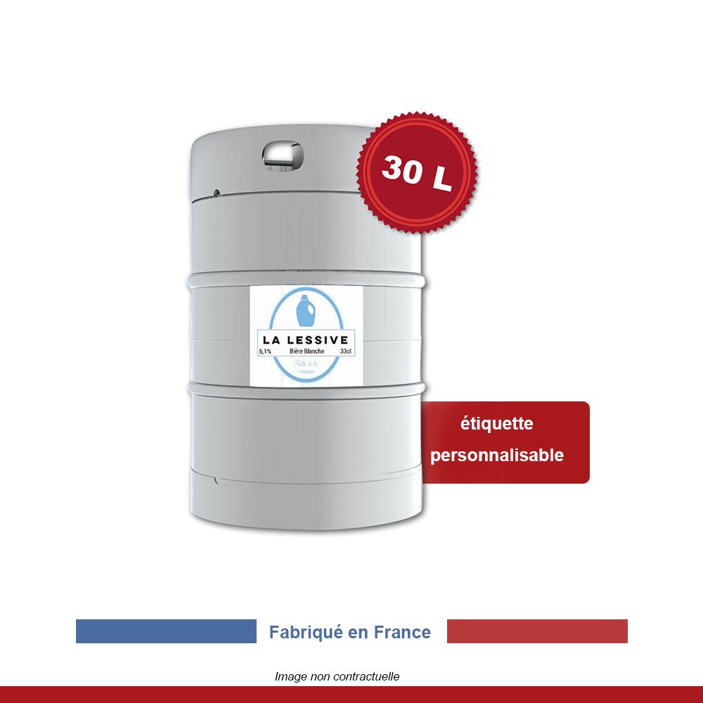 bière-blanche-artisanal-la-lessive-fut-30-litres-etiquette-personnalisable
