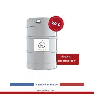 biere-de-la-butte-blonde-forte-fut-20-litres-etiquette-personnalisable