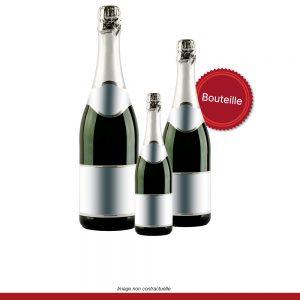 Bouteille de champagne 75 cl
