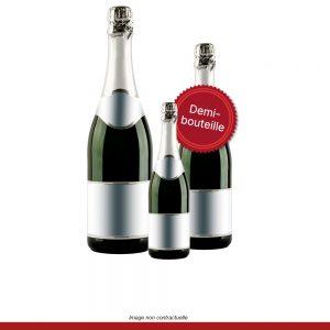 Demi-bouteille de champagne 37.5 cl