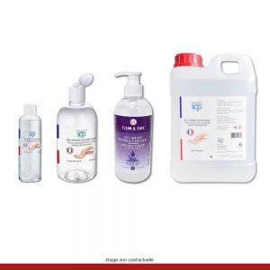 Gel & solution hydroalcoolique