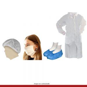 Kit de protection vestimentaire