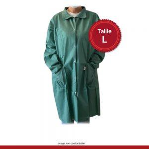 blouse-boutons-pressions-verte-L