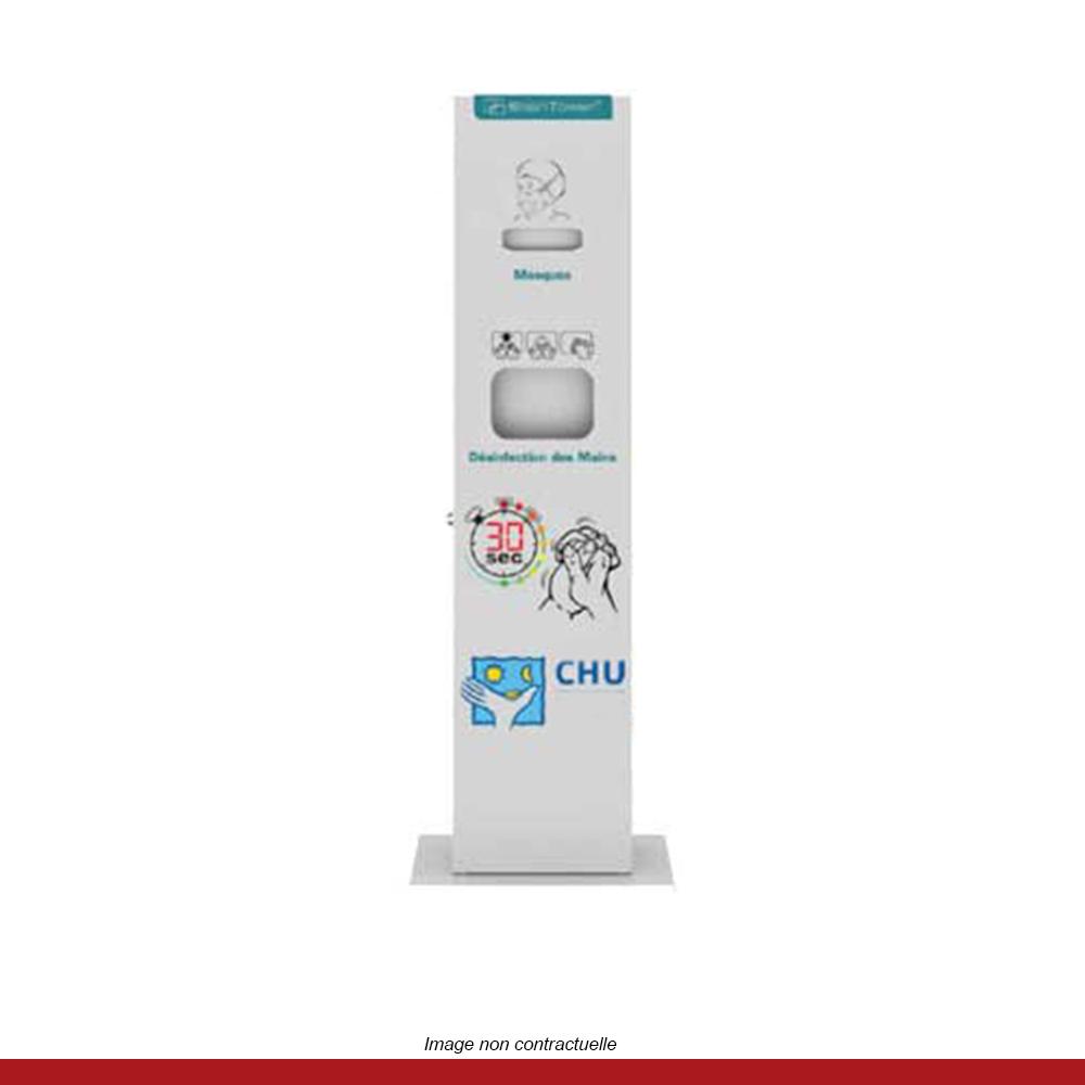 borne-desinfection-steritower-brumisateur-solution-hydroalcoolique-covid-19