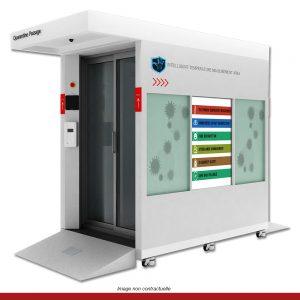 cabine-intelligente-desinfection-prise-de-temperature