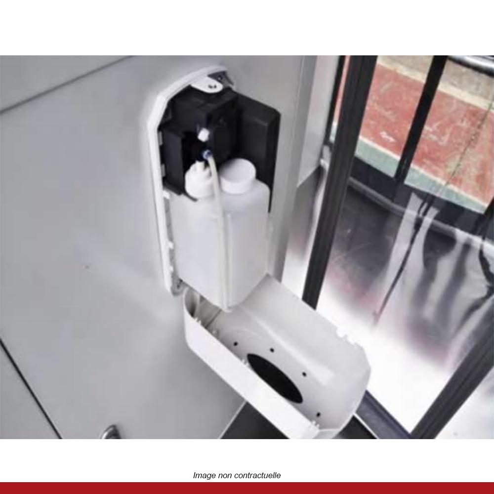 cabine-intelligente-desinfection-prise-de-temperature-solution-hydroalcoolique
