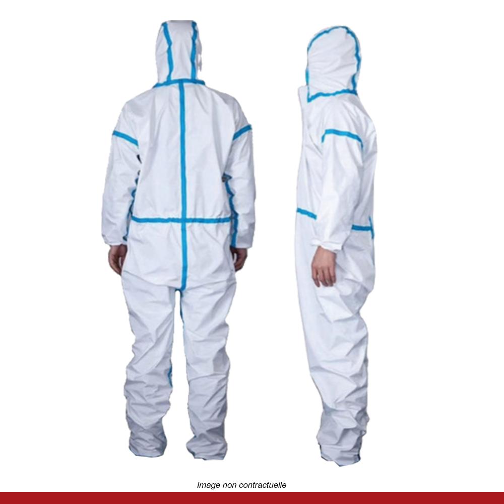 combinaison-protection-medicale-blanche-bleu-cote-dos