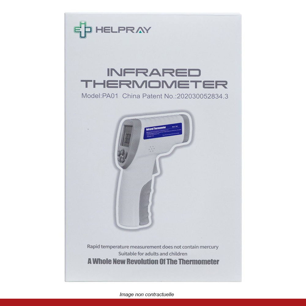 thermometre-infra-rouge-sans-contact-helpray-PA01-covid-19